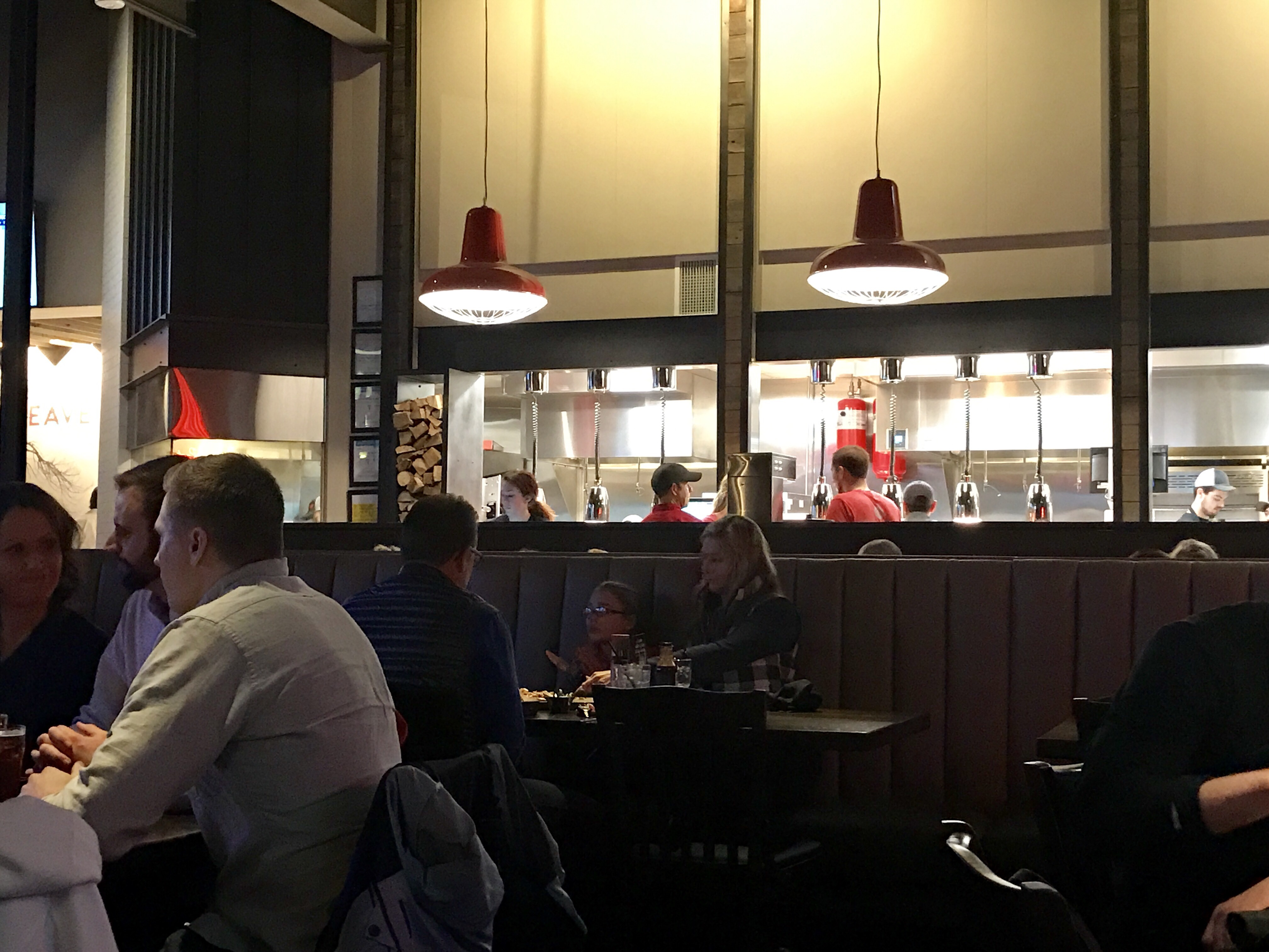 Review Red Door Grill Brookside She Is