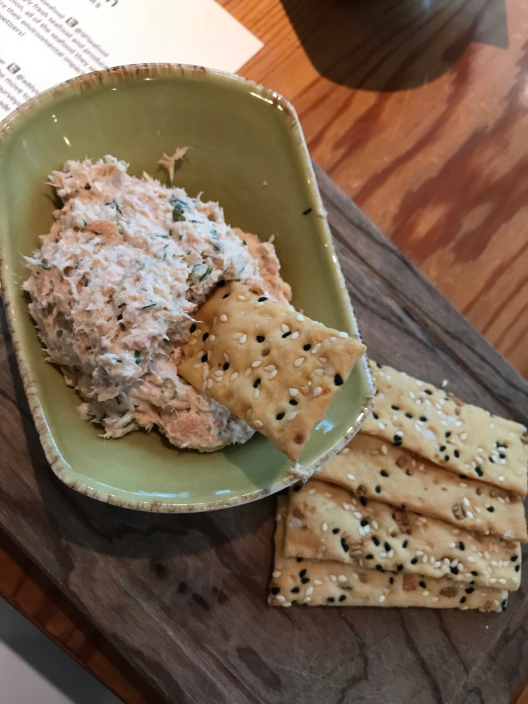 Salmon Dip at Southpark Seafood